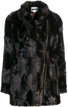Apparis Shirin zipped coat