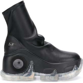 Swear Air Rev. Xtra hi-top sneakers