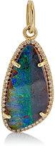Irene Neuwirth Women's Diamond & Boulder Opal Pendant