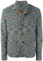 Missoni cashmere knit blazer