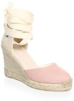 Soludos Women's Tall Wedge Espadrilles - Nutmeg - Size 36 (6)