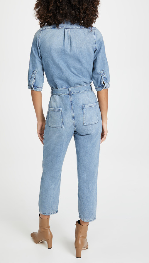 Thumbnail for your product : BA&SH Frida Jumpsuit