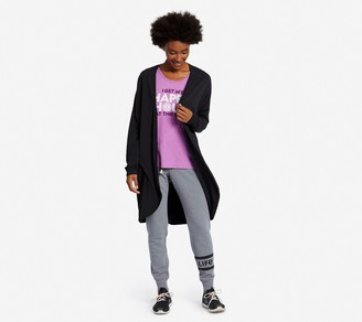 Life is Good Do What You Love Supreme Blend Long Cardigan