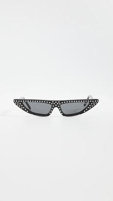 Cat Eye Huntsman Luxe Sunglasses