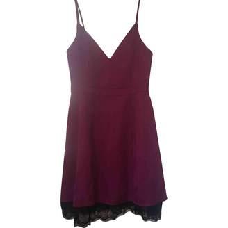 Lovers + Friends \N Purple Dress for Women