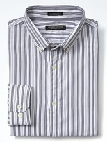 Banana Republic Camden-Fit Multi-Stripe Supima® Cotton Shirt