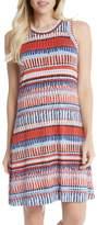 Karen Kane Painted Stripe Dress