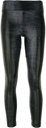 Koral Lustrous high-rise leggings
