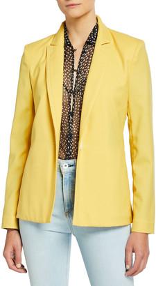 Rag & Bone Bonnie One-Button Blazer
