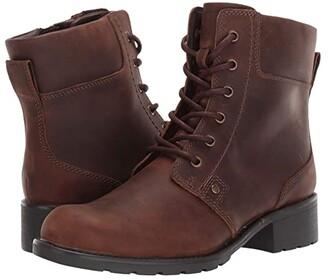 Clarks Orinoco Spice (Brown Snuff) Women's Boots