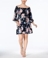 Love Squared Trendy Plus Size Off-The-Shoulder Dress