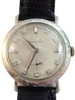 Hamilton Vintage Diamond Dial