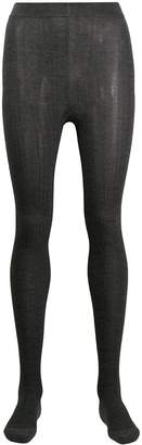 Brunello Cucinelli ribbed knit tights