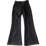 VIVETTA Navy Trousers for Women