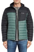 Mountain Hardwear Dynotherm Packable Hooded Down Jacket