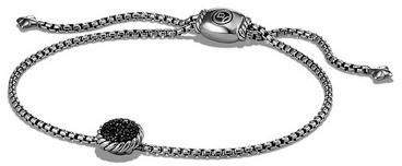 David Yurman Châtelaine Petite Pavé Station Bracelet