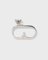 MM6 MAISON MARGIELA Knuckle Ring