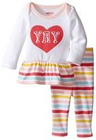 Skip Hop Baby Says Long Sleeve Tunic & Leggings (Infant)