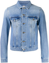 Harmony Paris - cropped denim jacket - men - Cotton - 48
