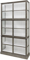 Safavieh Couture Beatris Glass-Door Curio Bookcase