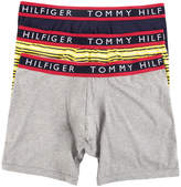 Tommy Hilfiger Men's Stretch Trunks (3 PK)