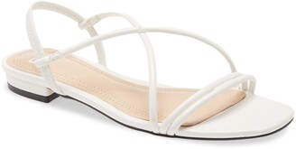 BP Fiona Strappy Flat Sandal