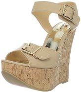 Luichiny Women's Tak EN Wedge Sandal
