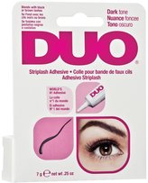 Ardell Duo Professional Eyelash Adhesive 1/4 Ounce Dark 1 Count