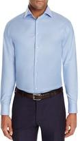 Armani Collezioni Solid Regular Fit Button-Down Shirt