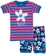 Hatley PJ Set (Toddler/Kid) - Summer Garden-7