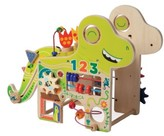 Toddler Manhattan Toy Wooden Playful Dino Activity Center
