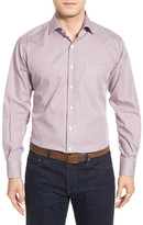 Peter Millar 'Monterey' Regular Fit Microcheck Sport Shirt