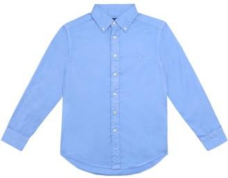 Polo Ralph Lauren Kids Cotton shirt