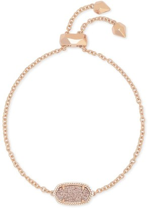 Kendra Scott Elaina Rose Gold Chain Bracelet