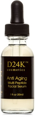 D24k Cosmetics Anti Aging Multi-Peptide Facial Serum/30 ml.