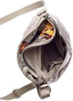 The Sak Deena Flap Leather Crossbody