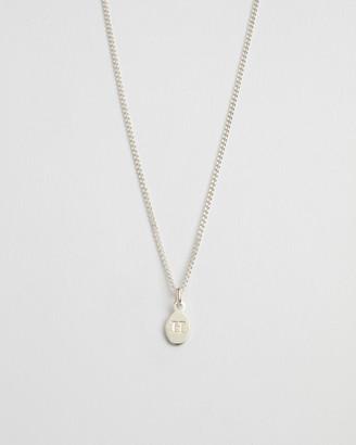 Kirstin Ash Initial H Necklace