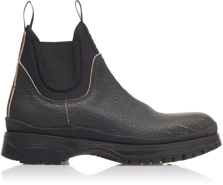 Chelsea Boots Men Prada | over 10