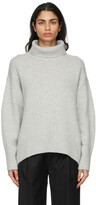 Thumbnail for your product : Arch4 Grey World's End Turtleneck