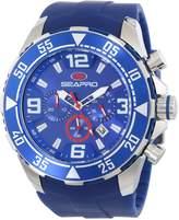 Seapro Men's SP1126 Diver Chronograph Analog Watch