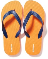Old Navy Solid Flip-Flops for Boys