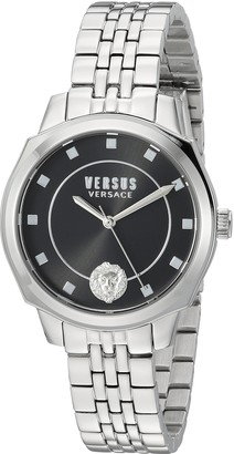 Versus By Versace Women's New Chelsea Quartz Watch with Stainless-Steel Strap