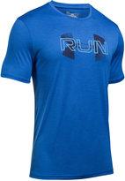 Under Armour Men's UA TechTM Run T-Shirt