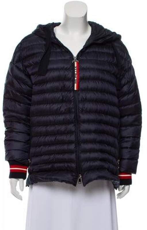 b2d1ed474 Benitoite Quilted Down Jacket Navy Benitoite Quilted Down Jacket