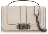 Rebecca Minkoff Love leather cross-body bag