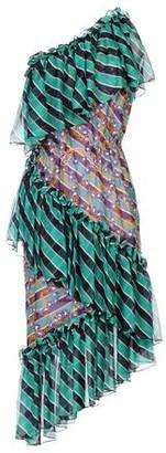 Marco De Vincenzo Knee-length dress