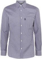 Aquascutum Whitelocke Check Long Sleeve Shirt