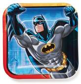 Batman 8 ct Square Lunch Plate