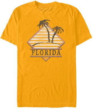 Fifth Sun Men's Tee Shirts GOLD - Gold 'Florida' Tee - Men