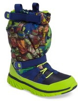 Stride Rite Boy's Made2Play Teenage Mutant Ninja Turtles Sneaker Boot